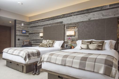 Hotel Jackson - Jackson - Κρεβατοκάμαρα