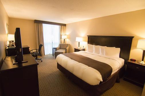 南沃思堡麗笙酒店 - 沃斯堡 - 沃思堡 - 臥室