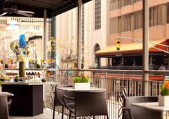 桃樹埃里斯酒店 - 亞特蘭大 - 亞特蘭大 - 餐廳