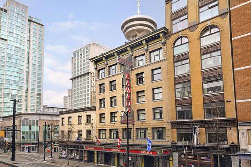 Ramada Limited Vancouver Downtown - Vancouver - Rakennus