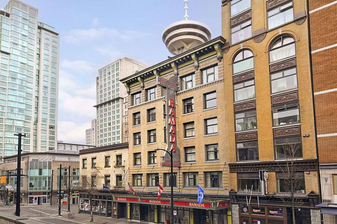 Ramada Limited Vancouver Downtown - Βανκούβερ - Κτίριο