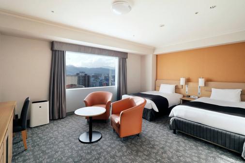 Sapporo Excel Hotel Tokyu - Sapporo - Bedroom