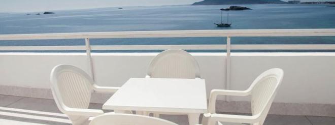 Hotel Apartamentos Lux Mar - Ibiza - Balcony