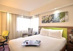 Hampton by Hilton Moscow Strogino - Moscow - Bedroom