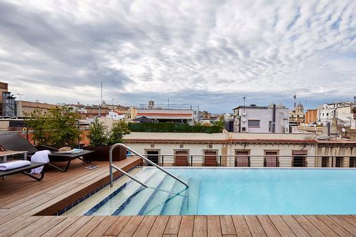 Hotel Barcelona Catedral - Barcelona - Pool