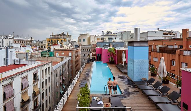 Hotel Barcelona Catedral - Barcelona - Azotea