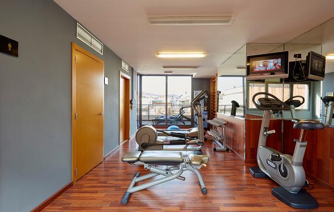 Hotel Barcelona Catedral - Barcelona - Gym