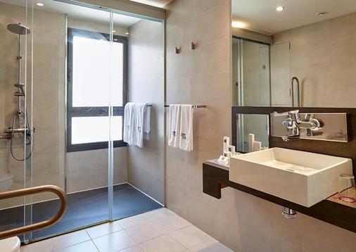Hotel Barcelona Catedral - Barcelona - Kylpyhuone