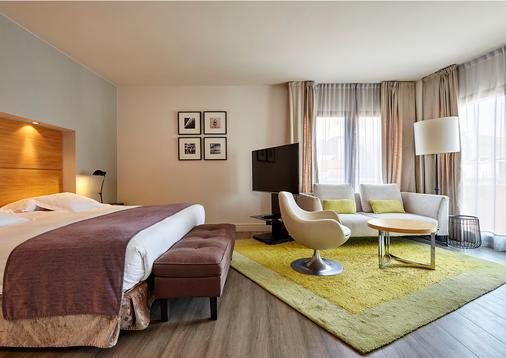 Hotel Barcelona Catedral - Barcelona - Schlafzimmer