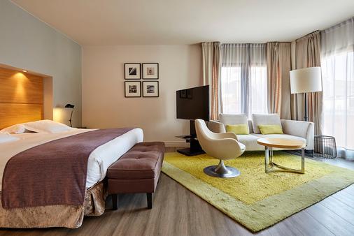 Hotel Barcelona Catedral - Barcelona - Bedroom