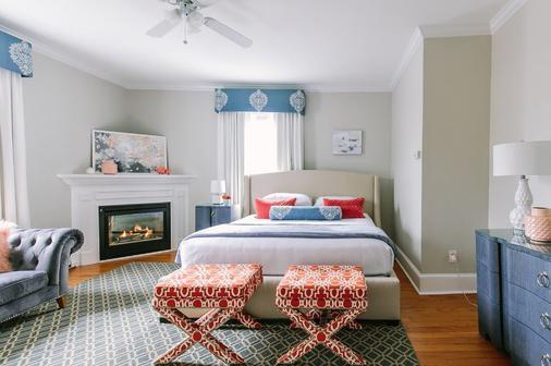 Bayberry Inn of Newport - Newport - Bedroom