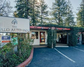 The Palo Alto Inn - Palo Alto - Building
