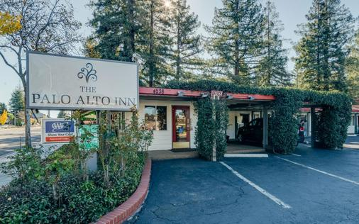 The Palo Alto Inn - Palo Alto - Toà nhà