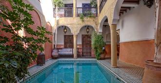 Riad Itrane - Marrakech - Pool