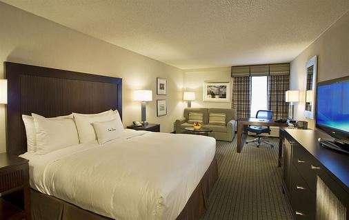 DoubleTree By Hilton Hotel Baltimore - BWI Airport - Linthicum Heights - Schlafzimmer