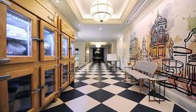 InterContinental Kansas City at The Plaza - Kansas City - Restaurant