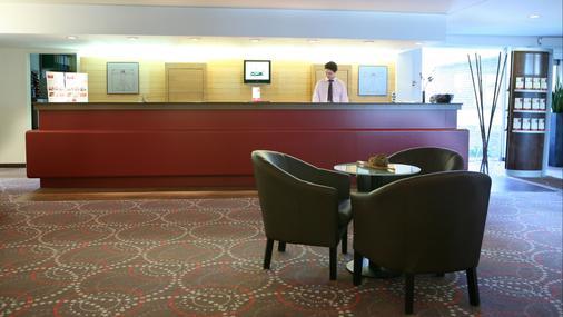 Green Park Hotel Brugge - Brugge - Vastaanotto