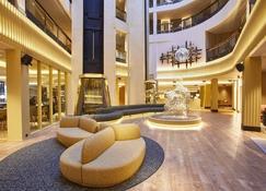 Hotel Plaza - Andora - Lobby