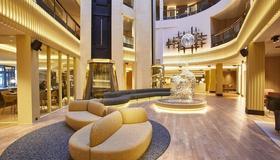 Hotel Plaza - Andorra la Vieja - Recepción