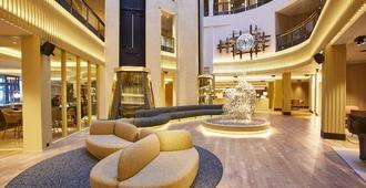 Hotel Plaza - Andorra-a-Velha - Lobby