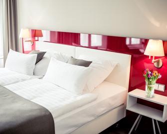 Weinhaus Uhle - Schwerin - Schlafzimmer