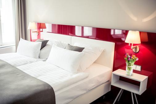 Weinhaus Uhle - Schwerin (Mecklenburg-Vorpommern) - Bedroom