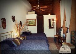 Hotel Torres del Fuerte - El Fuerte - Bedroom