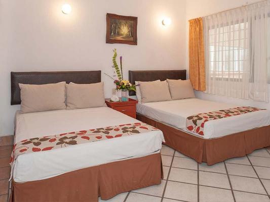 Hotel Eloisa - Puerto Vallarta - Camera da letto