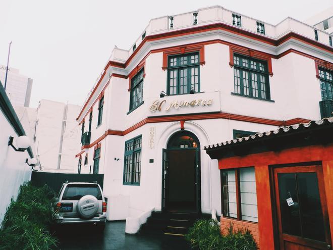 Hostal El Monarca - Lima - Rakennus
