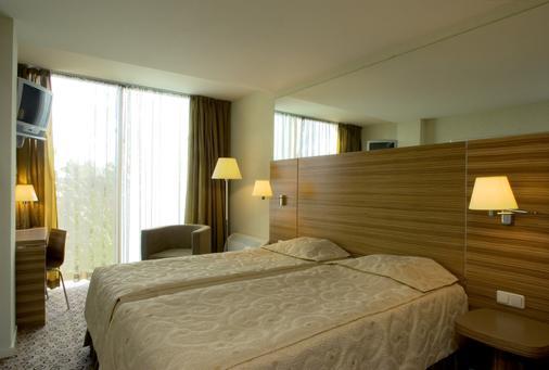Hotel Ulemiste - Ταλίν - Κρεβατοκάμαρα