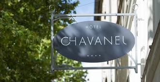 Hotel Chavanel - Paris