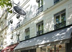 Hotel Chavanel - Paris - Building