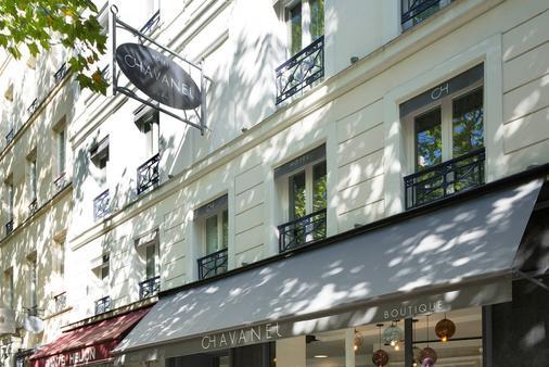 Hotel Chavanel - Παρίσι - Κτίριο