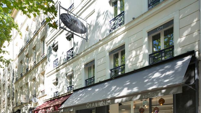 Hotel Chavanel - París - Edificio