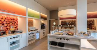 Hampton by Hilton Freiburg - Freiburg im Breisgau - Restaurante