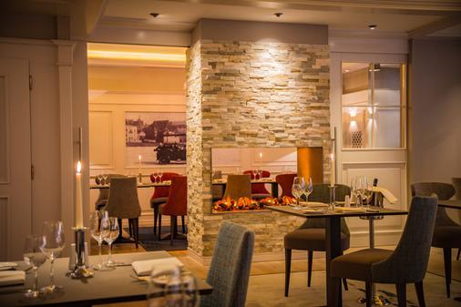 Hotel Moselschlößchen - Traben-Trarbach - Restaurant