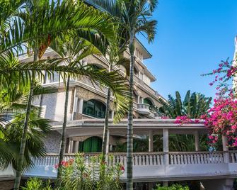 DoubleTree by Hilton Dar es Salaam - Oyster Bay - Daressalam - Gebäude