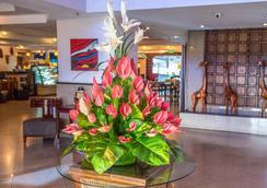 DoubleTree by Hilton Dar es Salaam - Oyster Bay - Dar Es Salaam - Lobby