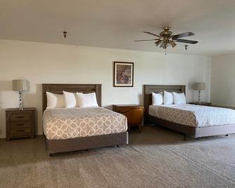Eagle Hotel - Palmer - Ložnice
