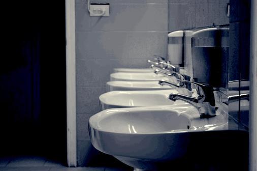 ALBERGUE MAR ACUATIC - Los Alcázares - Bathroom