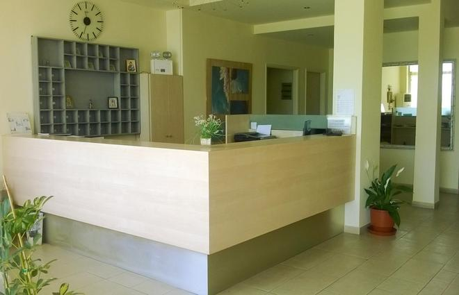 Hotel Astir Bianko - Agios Konstantinos - Front desk