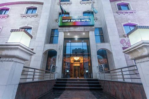 Sofia Suites Hotel - Amman - Toà nhà