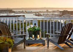 Vanderbilt, Auberge Resorts Collection - Newport - Kattoterassi