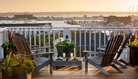 Vanderbilt, Auberge Resorts Collection - Ньюпорт - Терраса на крыше