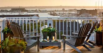 Vanderbilt, Auberge Resorts Collection - Newport - Rooftop