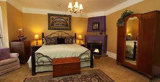 Hennessey House - Napa - Bedroom