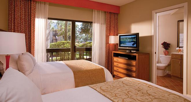 Marriott's Sabal Palms, A Marriott Vacation Club Resort - Orlando - Bedroom
