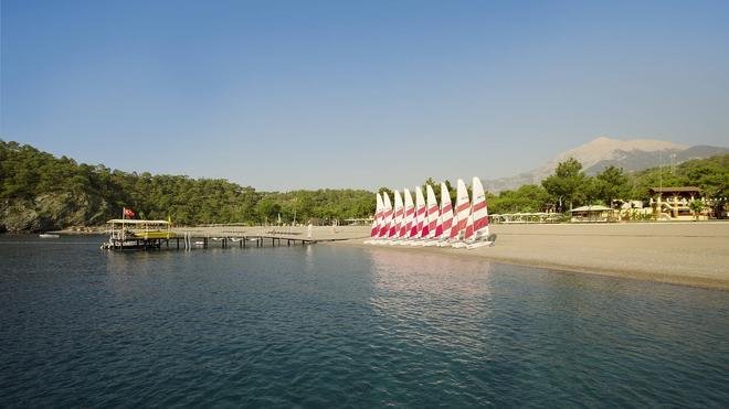 恰姆尤瓦羅賓遜俱樂部飯店 - 式 - 凱梅爾 - 海灘