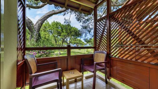Robinson Club Çamyuva - Кемер - Балкон