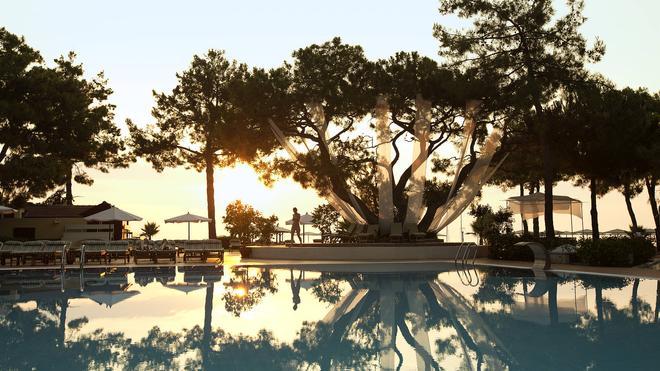 恰姆尤瓦羅賓遜俱樂部飯店 - 式 - 凱梅爾 - 游泳池